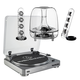 AudioTechnica AT-LP60 Fully Automatic Stereo 2-Speed Turntable System (Silver) with Harman Consumer SoundSticks III 2.1 Plug Play Multimedia Speaker