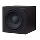 Bowers Wilkins Asw610 600 Series 10-Inch Active Closed-Box Subwoofer- Each (Black)