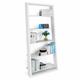 BDI EILEEN BLANC Leaning Shelf 5157 (Satin White)
