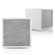 Tivoli Audio CUBE Wireless Stereo Music System - Pair (White)