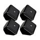 Boston Acoustics SoundWare XS Satellite Speaker - Set of 4 (Black)