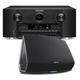 Marantz AV7703 11.2 Channel 4K UHD A/V Pre-Amp w/ HEOS 5 - Series 2