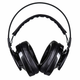 AudioQuest NightHawk Carbon Over-Ear Semi-Open Headphones (Carbon Grey)