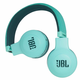 JBL E45BT Wireless On-Ear Headphones with One-Button Remote and Mic (Teal)