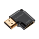 Audioquest Hdmi 90 Degree Right Angle Narrow Adapter