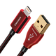AudioQuest Cinnamon Lightning to USB Cable - 2.46 ft. (.75m)