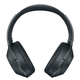 Sony MDR-1000X Wireless Noise-Cancelling Headphones with Built-In Mic (Black)