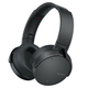 Sony MDR-XB950N1 Wireless Noise-Cancelling EXTRA BASS Headphones with Mic (Black)