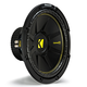 Kicker 44CWCD124 12 CompC 4-Ohm DVC Subwoofer