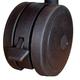 Salamander Archetype Dual Wheel Casters - Set of 4 (Black)