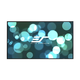 Elite Screens Aeon Series 110 Diagonal Edge-Free Projector Screen with CineGrey 3D Material (Black)