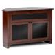 BDI Novia 8421 Enclosed Corner Cabinet (Cocoa Cherry)