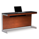 BDI Sequel 6002 Return Desk (Natural Cherry)
