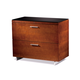 BDI Sequel 6016 Lateral File Cabinet (Cherry)