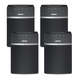 Bose SoundTouch 10 Wireless Music System Bundle - 4-Pack (Black)