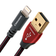 AudioQuest Cinnamon Lightning to USB Cable - .98 ft. (.3m)