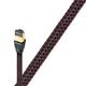 AudioQuest Cinnamon RJ/E Ethernet Cable - 2.46 ft. (.75m)
