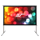 Elite Screens OMS180H2-DUAL Yard Master 2 Dual Series WraithVeil 180 Outdoor Projector Screen