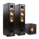 Klipsch 2.1 R-28F Reference Floorstanding Speaker Package with R-12SWi 12