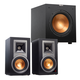 Klipsch 2.1 R-15PM Reference Powered Bluetooth Monitor Speaker Package with R-12SWi 12