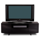 BDI Marina 8729-2 Triple Wide Enclosed Cabinet (Gloss Black)