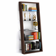 BDI EILEEN Leaning Shelf 5156 (Chocolate Stained Walnut)