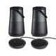 Bose SoundLink Revolve+ Bluetooth Speakers (Black) with SoundLink Revolve Charging Cradles - 2 Pack