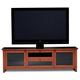 BDI Novia 8429-2 Triple Wide Enclosed Cabinet for TVs up to 55