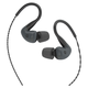 Audiofly AF140 Hybrid Triple Driver In-Ear Headphones (Fader Gray)