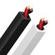 AudioQuest Pair of Q2 Prepared Speaker Cables - 10 ft (BFA Silver)