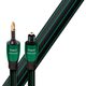 AudioQuest Forest OptiLink Cable - 1.5 meters (Green/Black)