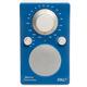Tivoli Audio PAL BT Bluetooth Portable Radio (Glossy Blue/White)