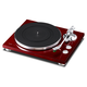 TEAC TN-300 2-Speed Analog Turntable (Cherry)