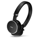 AKG N60 NC Noise-Canceling On-Ear Headphones (Black)