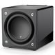 JL Audio E112 E-Sub 12-inch 1500W Powered Subwoofer - Each (Black Gloss)