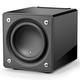 JL Audio E110 E-Sub 10-inch 1200W Powered Subwoofer - Each (Black Gloss)