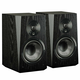 SVS Ultra Bookshelf Speakers - Pair (Black Oak Veneer)