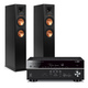 Yamaha RX-V681 7.2-Channel 4K AV Receiver with Wi-Fi/Bluetooth/MusicCast and Klipsch RP-250F Reference Premiere Floorsta