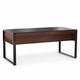 BDI CORRIDOR Desk 6521 (Chocolate Stained Walnut)