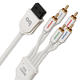 AudioQuest GQ-300W Nintendo Wii AV Cable