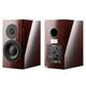 Dynaudio Focus 20 XD High-End Bookshelf Speakers - Pair (Walnut High Gloss)