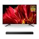 Sony XBR-75Z9F 75 MASTER Series BRAVIA 4K HDR UHD TV with HT-ST5000 7.1.2ch 800W Dolby Atmos Sound Bar