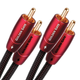 AudioQuest Golden Gate RCA Male to RCA Male Cable - 16.4 ft. (5m)