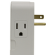 Panamax Md2-C 2 Outlet Direct Plug-In And Coax