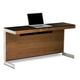 BDI Sequel 6002 Return Desk (Natural Walnut)