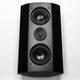 Sonus Faber Venere On-Wall Loudspeaker - Each (Black Lacquer)