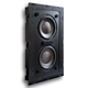 Totem Tribe Double 8 In-Wall Subwoofer