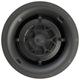Origin Acoustics D86 Director Fully Pivoting 3-Way In Ceiling Speaker - Each (Black)