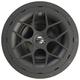 Origin Acoustics D62 Director 2-Way In Ceiling Speaker - Each (Black)