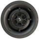 Origin Acoustics D84 Director Fully Pivoting 3-Way In-Ceiling Speaker - Each (Black)